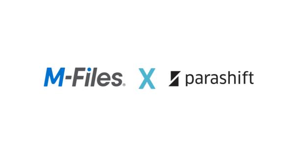 M-Files und Parashift