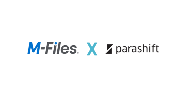 M-Files and Parashift